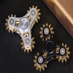 Spinner estilo steam punk