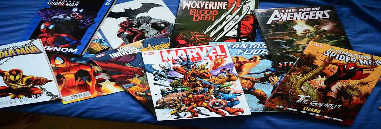 cómics de superheroes
