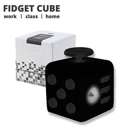 Fidget Cube Creative juguetes objeto revolucionario de alivio Stress/Ansiedad para familia/adultos/niños