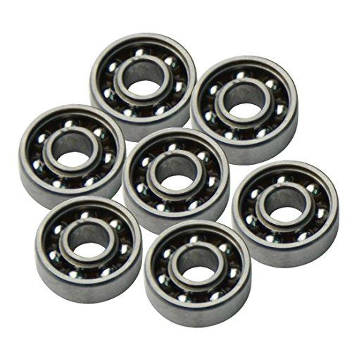 Fidget Spinner, Rcool Bola de acero del cojinete de bolitas de la alta calidad para el Spinner de la mano del Tri-Spinner Juguete de EDC Fidget