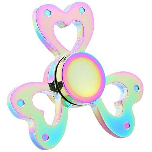 foopp creativo antiestrés profesional mano Spinner anzuelo Fidget juguete 1pieza