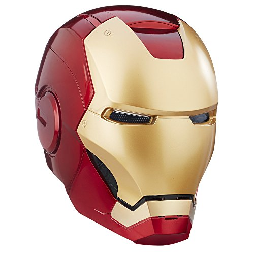 Marvel Avengers - Casco Iron Man (Hasbro B7435EU4)