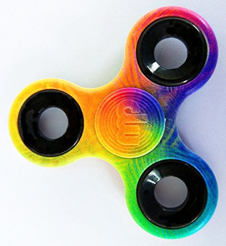 MUPATER Fidget Toys Hand Spinner, Fidget Juguete, Reductor de Estrés para los Niños y Adultos, Vistoso
