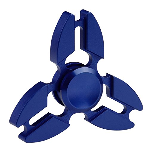Spinner Fidget, Infreecs Fidget Mano Spinner Juguete Estrés Reductor de los Niños Adultos Pinzas de Cangrejo, Azul