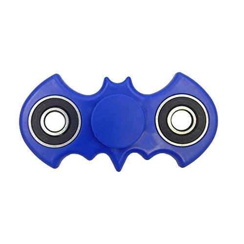 Spinner Fidget, Juguete Anti Ansiedad para Niños Jóvenes Adultos (Palo azul)