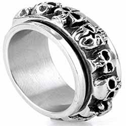 anillo giratorio