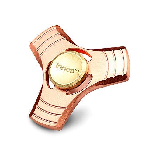 Innoo Tech Tri Fidget Spinner 4-7 Minutos Cobre Rojo