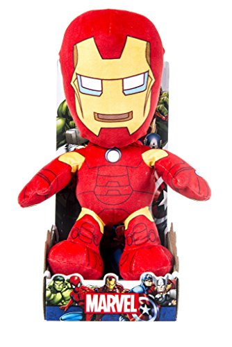 Marvel 31061 – Peluche de Iron Man