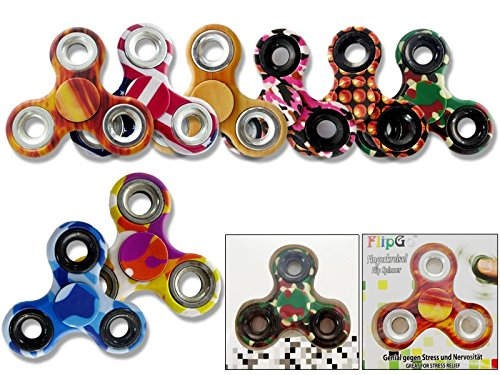 Peonzas infinity Twister Metal 'Fidget Spinner' 7,5cm Custom–Calidad coolminiprix®
